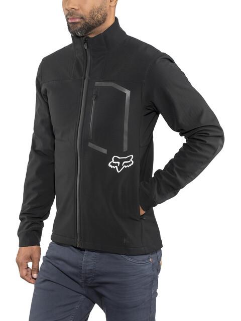 Fox Attack Fire Jacket Men black